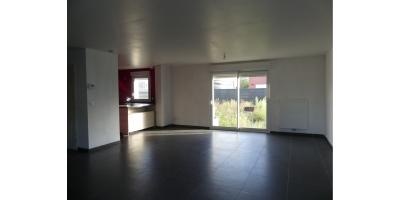 salon séjour-carrelage- noir beton tuiles-
