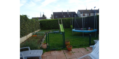 jardin terrasse-salon exterieur-garage-parking-