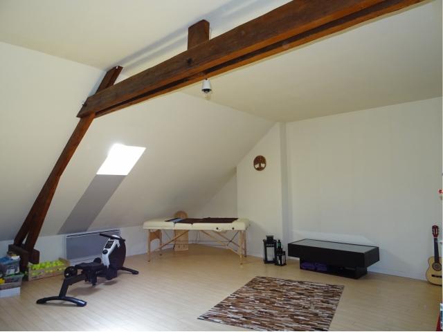 grenier-poutre bois-visite-leboncoin-lens-louvre-agence immobiliere-mericourt-harnes
