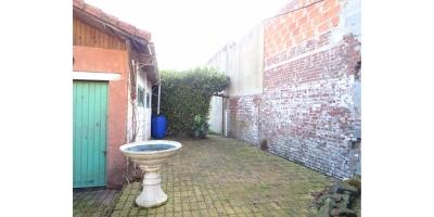 cour garage-a louer-lacation haut de france-discount immobilier-