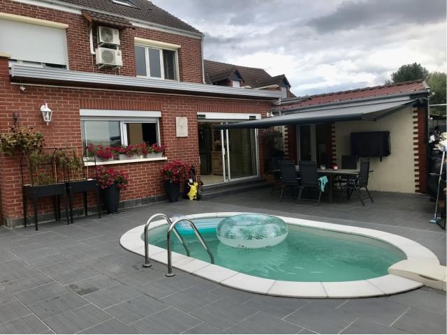 piscine exterieur-terrasse garage-camping car