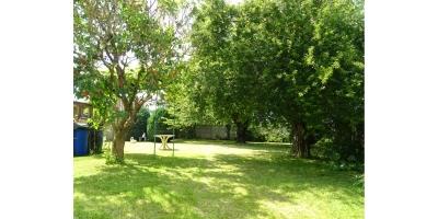 jardin clos-garage parking-