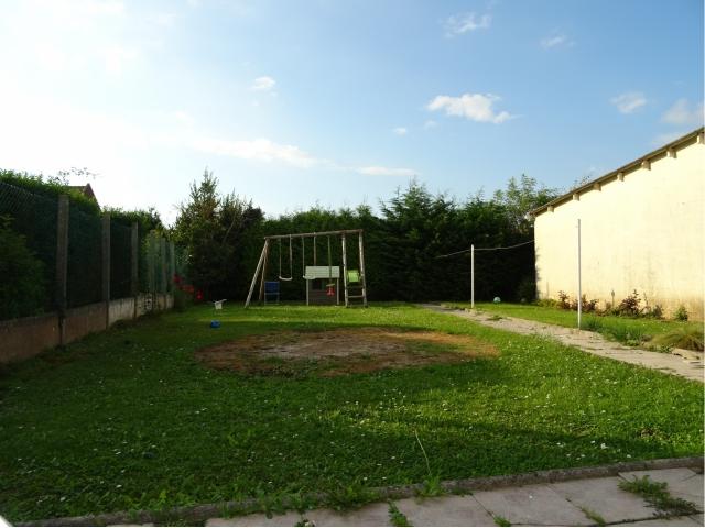 jardin clos-parking-terrasse-garage