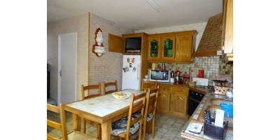 cuisine meublée-équipée-immobilier agence-méricourt