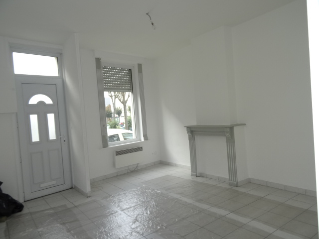 maison-vente-location maison-centre ville-lievin-gaz-chauffage-